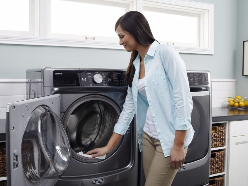 How to Clean a Front Load Washer - Appliance Express