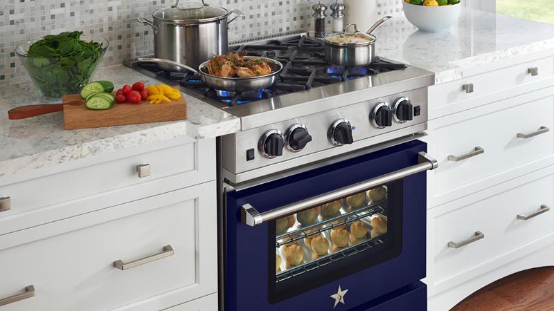 Appliance Recalls: BlueStar Recalls Ovens Due to Fire Hazard
